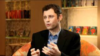 Elliot Perlman interview about THE STREET SWEEPER - Random Book Talk