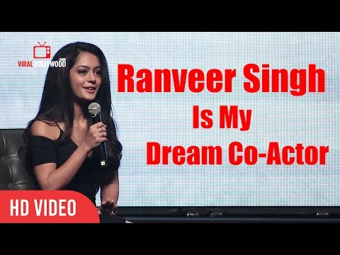 Ranveer Singh Is My Dream Co Actor | Anya Singh YRF New Talent