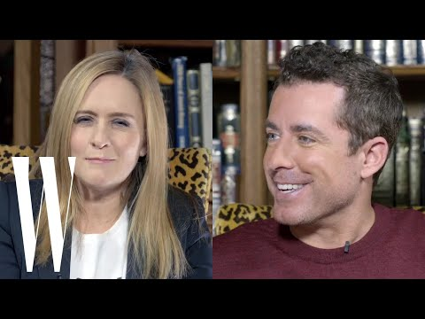 Samantha Bee & Jason Jones Discuss Falling in Love | W magazine