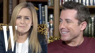 Samantha Bee and Jason Jones on Being 'The Daily Show' Power Couple | W magazine