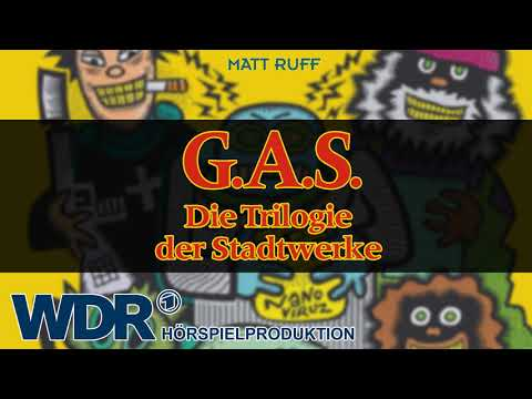 G.A.S. Die Trilogie der Stadtwerke (1. Teil: Abwässer)