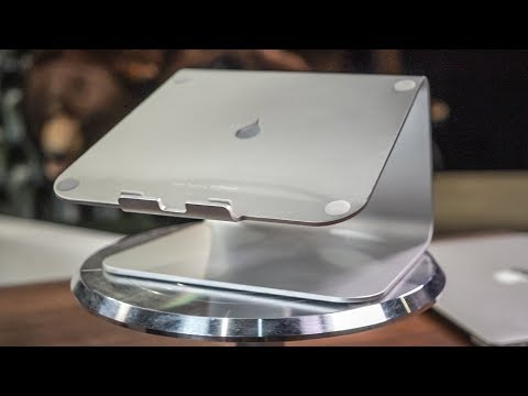 Best Laptop Stand 2019 For Mac - Rain Design mStand Review