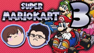 Super Mario Kart: Made by Satan - PART 3 - Grumpcade (Ft. Markiplier)