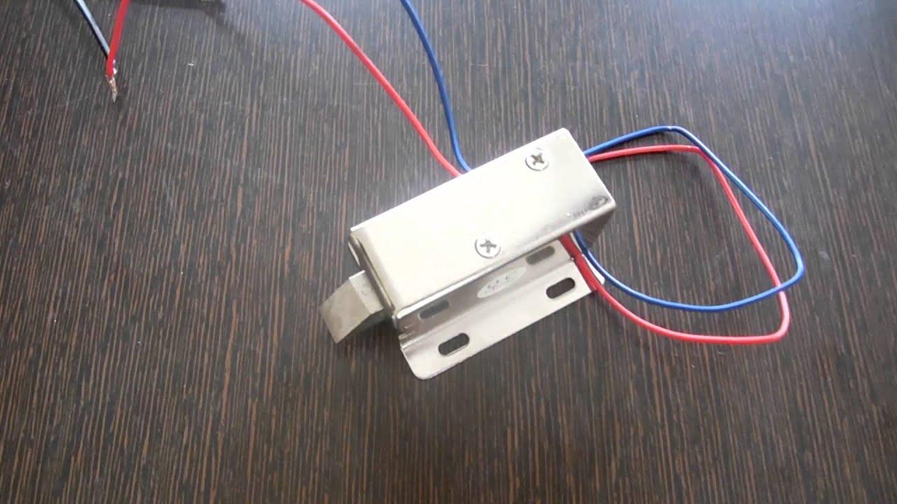 Actuator Lock Cabinet Lock Solenoid Lock Cash Drawer