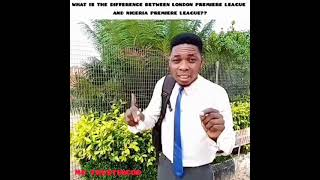 #mclively #brodashaggi #aproko #kennyblaq  WHAT IS THE DIFFERENCE BETWEEN LONDON AND NIGERIA LEAGUE.