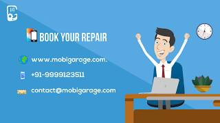 MobiGarage - Smartphone Repair at Doorstep