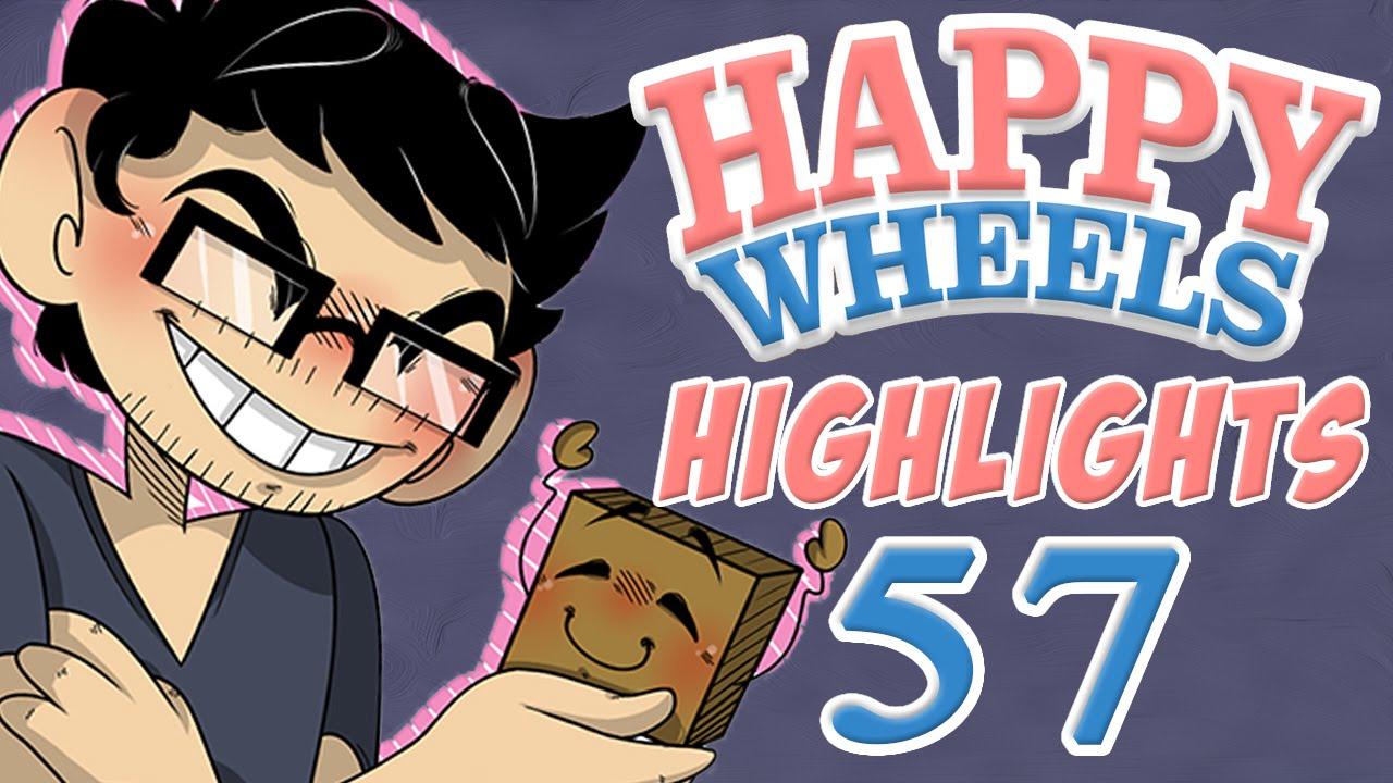Happy Wheels Highlights #57
