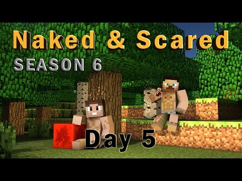 Minecraft: Naked & Scared - S6:D5