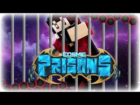 """Minecraft Cosmic Prisons #12 """"NEW Cells & Guards Update!!!"""""""