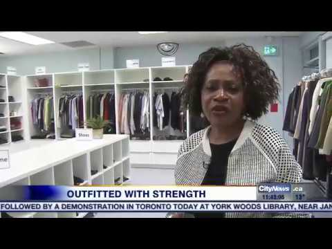CAMH store outfits clients for new life