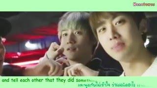 opv knk jihun seungjun junhun จ นฮ น let us just love