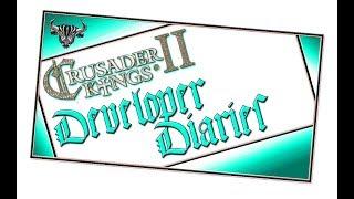 Crusader Kings 2 Дневник Разработчиков #30 Обучение и Воспитание в Новом Патче