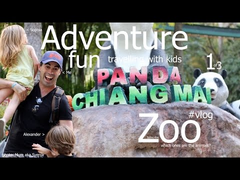 Chiang Mai Zoo & Aquarium Family Day | Experience Thailand