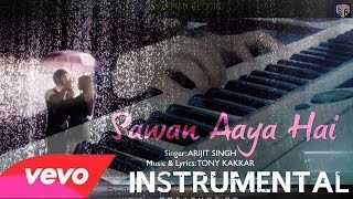 'Saawan Aaya Hai' (Instrumental) | Anurag Mohn | Creature 3D || Tony Kakkar ||