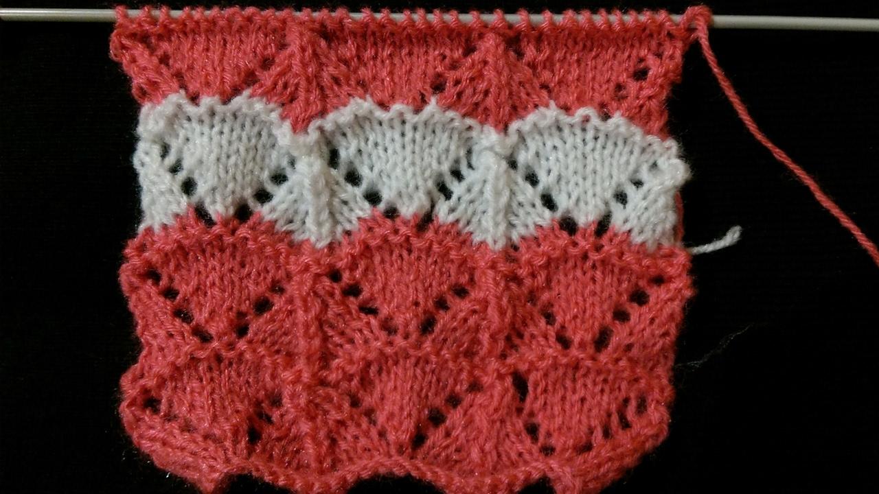 Sweater Knitting Designs In Hindi: New beautiful knitting pattern ...