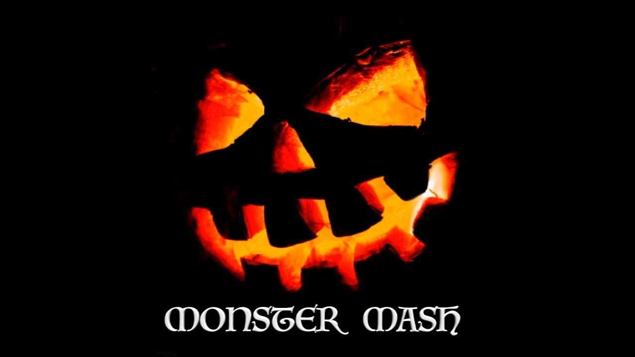 monster mash song - halloween 2017 - youtube