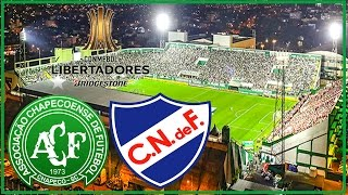 Chapecoense AF vs Nacional full match