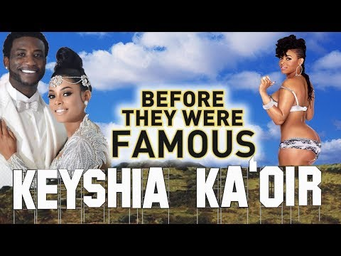 KEYSHIA KA'OIR - Before They Were Famous - Gucci Mane's Wife - Biography
