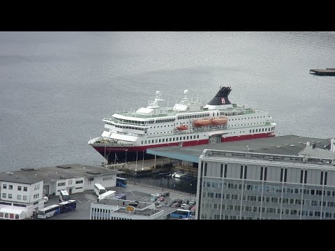 Hurtigruten's MS (MV) Nordnorge - A VIRTUAL TOUR - May 2014