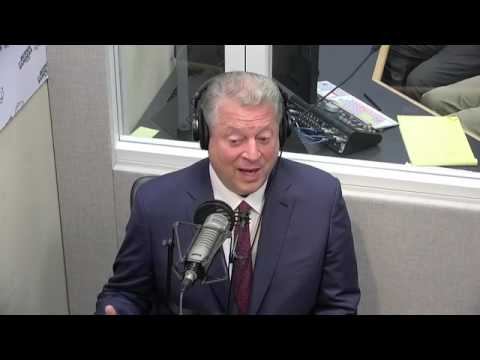 Al Gore sits down with Bernie to talk climate change [July 20th 38:45]