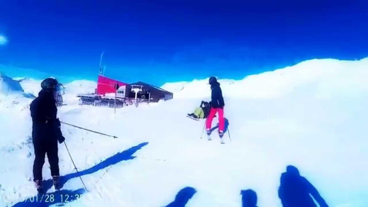 Ski & Snowboard Freizeit 2015  Mölltaler Gletscher
