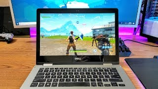 Playing FortNite on Budget Laptop thumbnail
