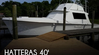Used 1971 Hatteras 40 Convertible for sale in Biloxi, Mississippi