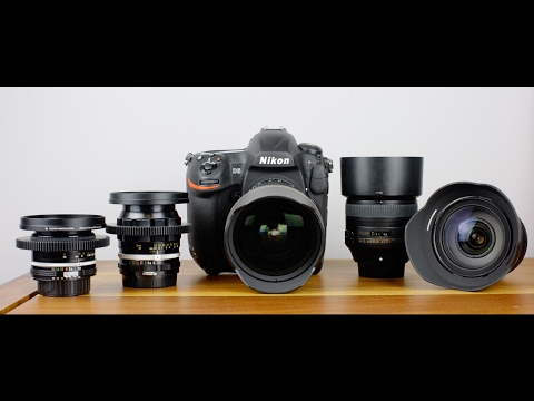 Nikon D5 Video Review and Footage