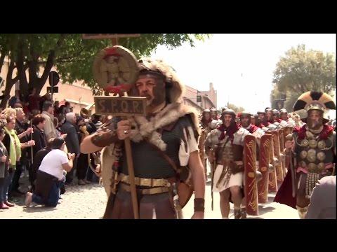 В Риме заговорили на латыни в честь праздника