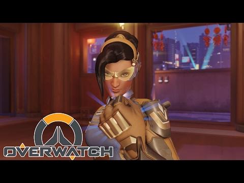 Overwatch [87] - Mercy, Symmetra