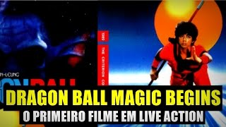 Dragon Ball Magic Begins - O primeiro filme em live action