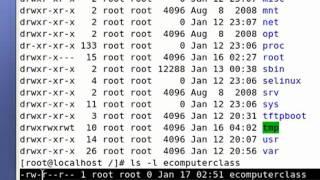 Comment configurer les permissions en linux des fichiers et dossiers(linux file permissions).chp4
