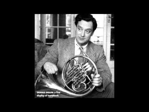 Brain / Karajan, Mozart Horn Concerto No.3 n E flat major K 447