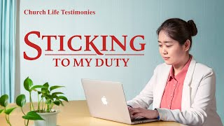 "2020 Christian Testimony Video | ""Sticking to My Duty"" Based on a True Story (English Dubbed)"
