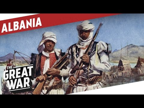The Game Of Thrones in Albania During World War 1 I THE GREA