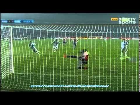 Argentina 6-1 Paraguay (DirecTV Sports) - Semifinal Copa América 2015