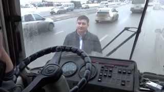 Беспредел на дороге Уфа Иремель 11.11.15