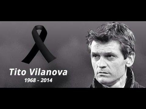 ● RIP Tito Vilanova ● 1968-2014