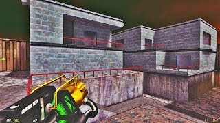 CS 1.6 İÇİNDE HALF-LIFE OYNAMAK!! - CS 1.6 IN HALF-LIFE GAMEPLAY!! | #CS #HALFLİFE #MOD
