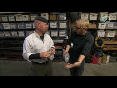 Mythbusters duct tape bridge design duct tape hour 2 youtube malvernweather Images