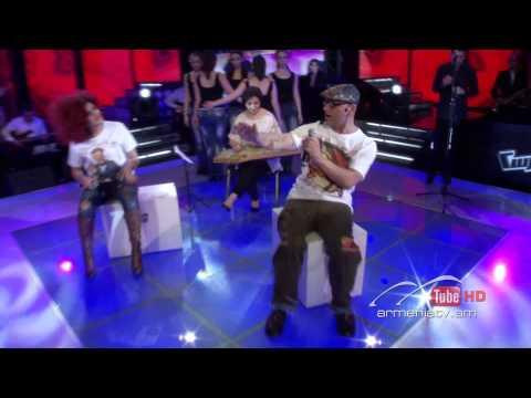 Arto & Gayane Arzumanyan, Հեղինակային - The Voice Of Armenia - Live Show 9 - Season 1