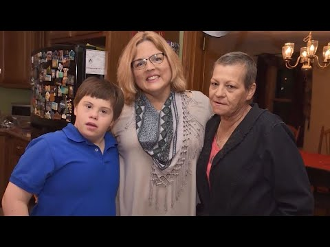 David Fisch - Teacher Adopts Student With Down Syndrome After Mom Dies