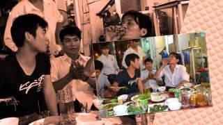 Những hình ảnh về thăm quê của những anh chị em trong Sài Gòn