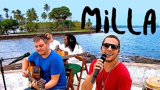 Milla  DVD Jammil De Todas as Praias