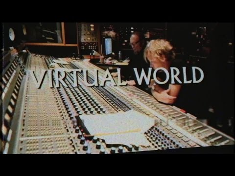 The Rides - Virtual World - Official Lyric Video