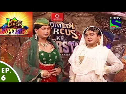Comedy Circus Ke Superstars - Episode 6 - Guru vs Shishya Special