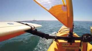 Hobie Tandem Island Trip From Oceanside To Mission Bay