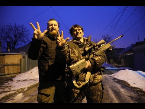 Снайпер ДНР Деки