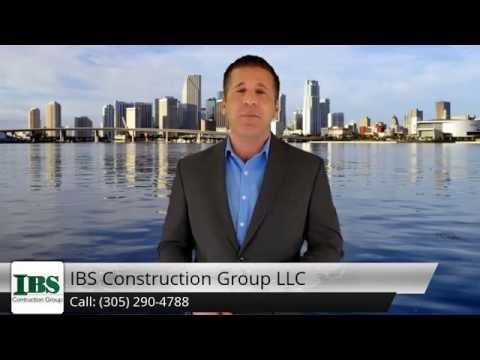 IBS Construction Group LLC Miami FL - Bruno Review