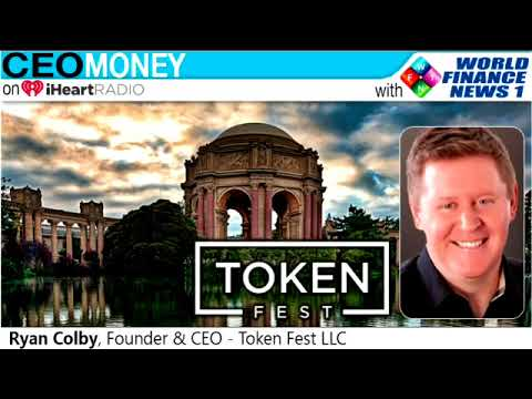 Ryan Colby from Tokenfest on CEO Money